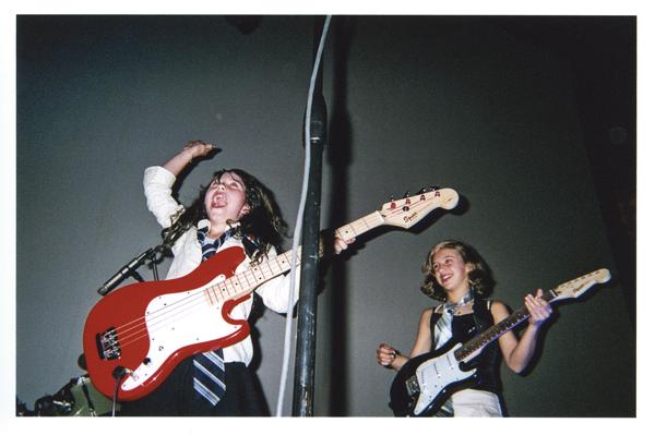 Campamento Rock para Chicas!